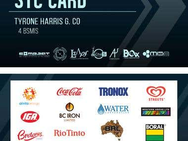 STC Card Design
