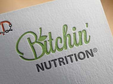 Bitchin Nutrition Logo
