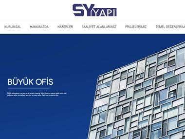 SY Yapı Enerji ve Tekstil San. Tic. Ltd. Şti.