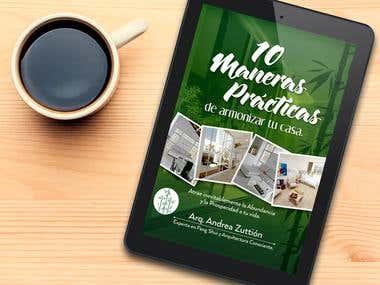 Cover Design E Book