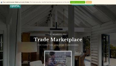 The B2B Marketplace(Python, Angular JS)