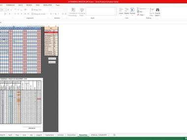 Excel Programes