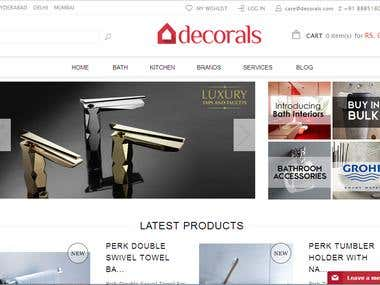 Decorals Luxury Store