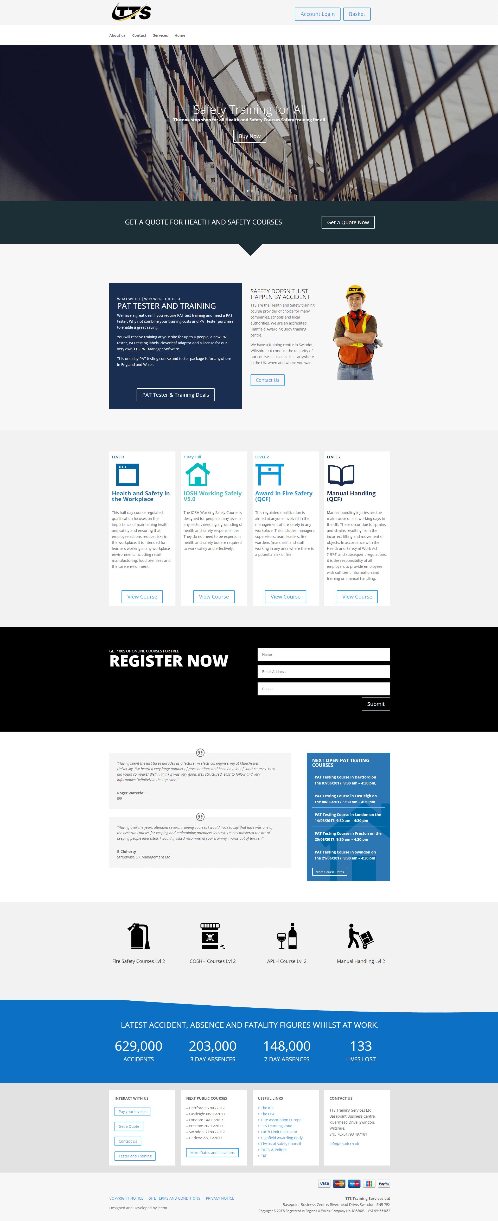 TTS Site