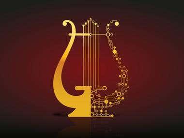 """Logo """"Lyric Hi-Fi"""""""