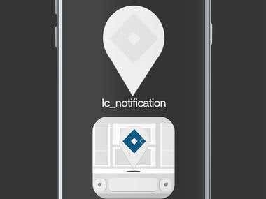 Icon Maps Apps