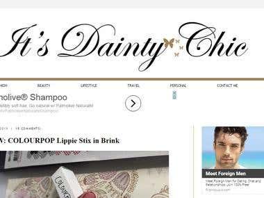 Article & Blog Writing, Website Design & Development