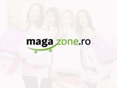 MagaZone Logo