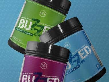Buzzed Supplement
