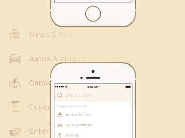 PressHat -Mobile App Presentation