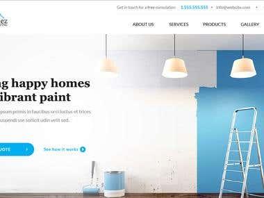 Hernandez paint site