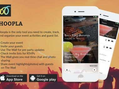 Hoopla – Events Amplified