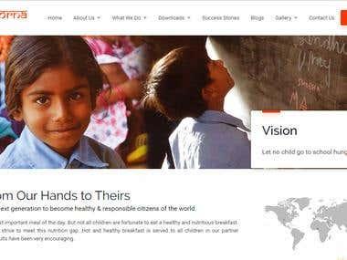 Annapoorna website