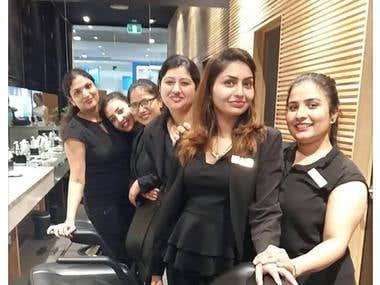 Facebook Marketing - Beauty Salon