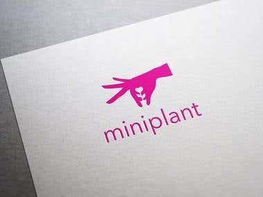 Mini Plant Logo