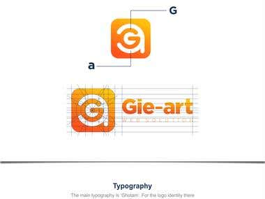 Gie-art Logo Guidelines