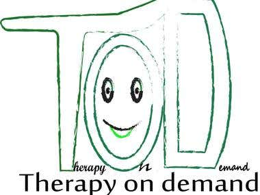 therapy on demand logo