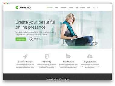Content for Converio