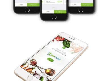 Food Delivery Application ( Android & iOS) & Website