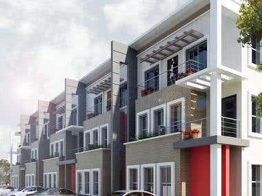 Terrace Housing 2