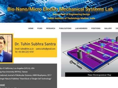 Dr. Tuhin Subhra Santra