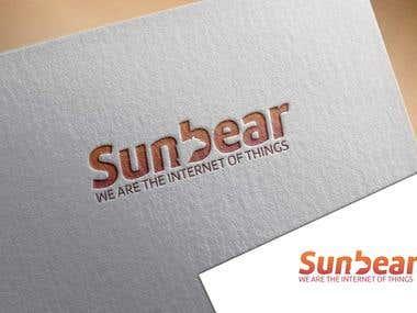 Sunbear Logo Design