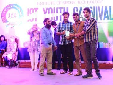 IST Youth Carnival [Winner National Level Competition]
