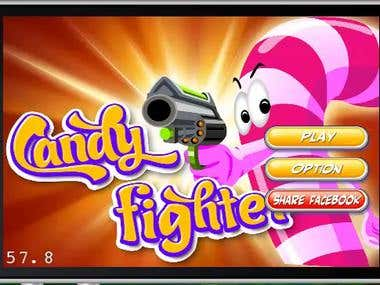 Candy Fighter