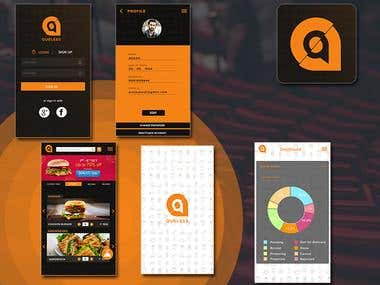 Queless - Theatre Food Ordering