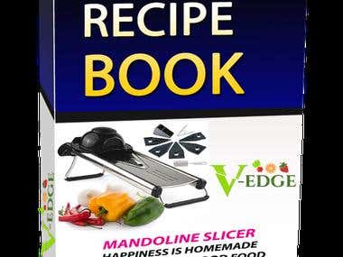 E-book on Mandolin Slicer Recipe