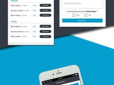 SalonX Apps