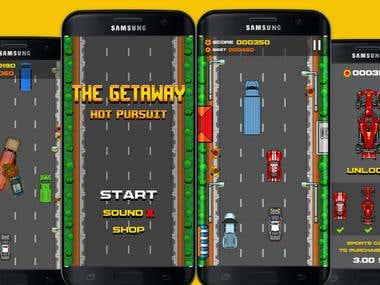 GETAWAY : Hot Pursuit