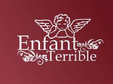 Enfant Terrible logo.