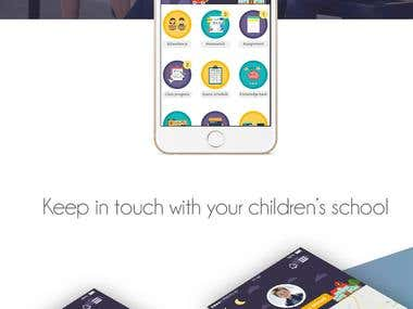 Bedaya School Mobile App