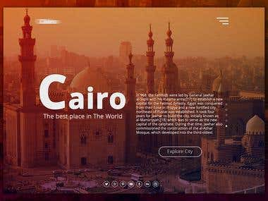 Cairo Ui Design Web