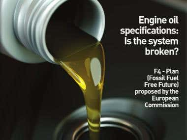 Copywriting services - Fuels & Lubes International