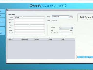 Dent Care .