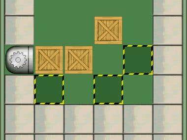 Pushing Machine - Android brain game