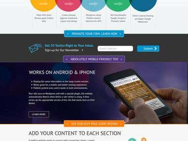 Wordpress | Bootstrap