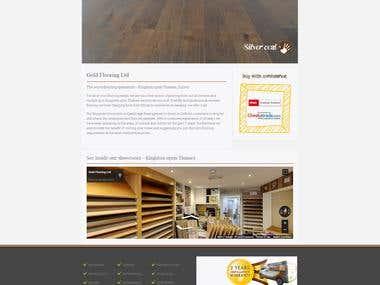 Responsive Joomla Ecommerce website