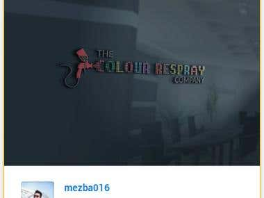 The Colour Respray Company | Logo Contest