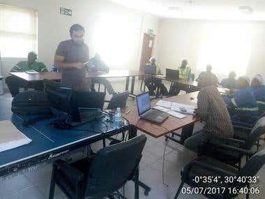 PLC Course-Coca-cola Factory -Uganda