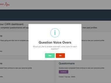 Mass Employee questionnaire system