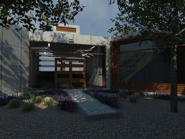 Architectural design - Buildings