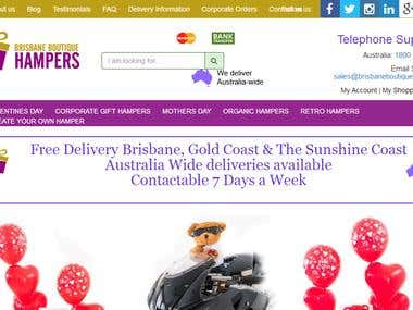Brisbane Boutique Hampers