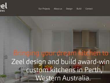 Zeelkitchens.com.au