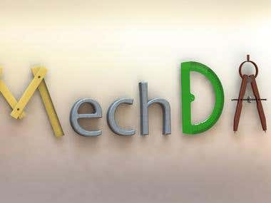 MechDA Logo