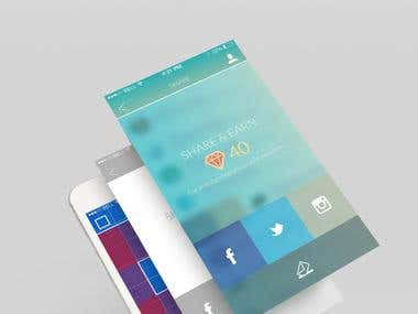 POP app iOS