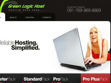 Green Logic Host