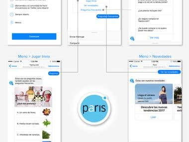 Chatbot product design